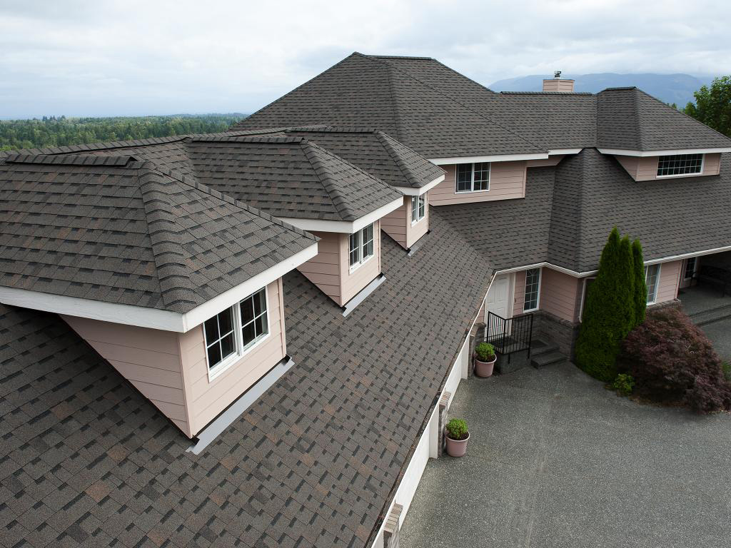 Showcase Re Roofing Contractor Bellingham Western